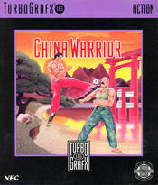 China Warrior Wii