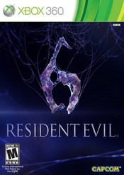 Resident Evil 6 for Xbox 360 last updated Dec 30, 2012
