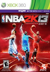NBA 2K13 for Xbox 360 last updated Dec 17, 2013
