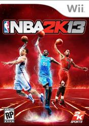 NBA 2K13 for Wii last updated Dec 17, 2013
