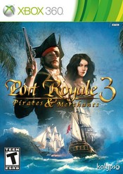 Port Royale 3: Pirates and Merchants Xbox 360