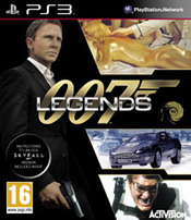 007 Legends for PlayStation 3 last updated Nov 16, 2012