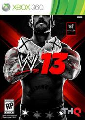 WWE 13 for Xbox 360 last updated Apr 03, 2013