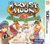 Harvest Moon 3D: A New Beginning 3DS