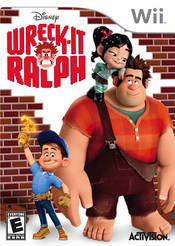 Wreck-It Ralph for Wii last updated Feb 06, 2013
