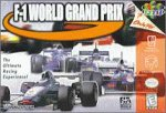 F1 World Grand Prix N64