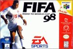 FIFA: Road to the World Cup '98 N64