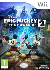 Disney Epic Mickey 2: The Power of Two for Wii last updated Dec 09, 2013