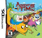 Adventure Time: Hey Ice King! Why'd You Steal Our Garbage?! for Nintendo DS last updated Nov 25, 2012