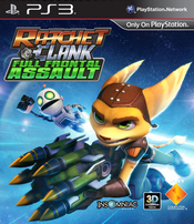 Ratchet & Clank: Full Frontal Assault for PlayStation 3 last updated Nov 26, 2012