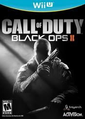 Call of Duty: Black Ops II Wii U
