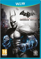 Batman: Arkham City - Armored Edition Wii U