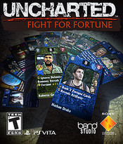 Uncharted: Fight for Fortune PS Vita
