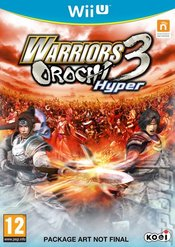 Warriors Orochi 3 Hyper Wii U