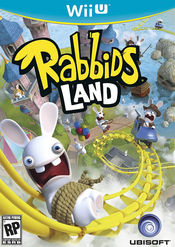 Rabbids Land Wii U