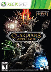 Guardians of Middle-Earth Xbox 360