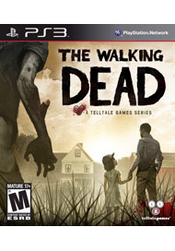 The Walking Dead: A Telltale Games Series PS3