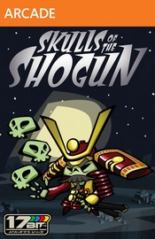 Skulls of the Shogun Xbox 360