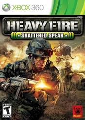 Heavy Fire: Shattered Spear Xbox 360