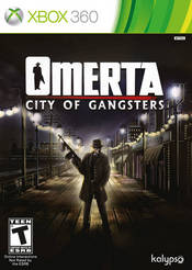 Omerta: City of Gangsters Xbox 360