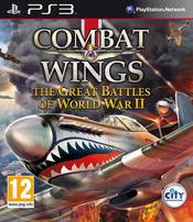 Combat Wings: The Great Battles of WWII PS3