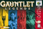 Gauntlet Legends N64