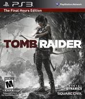 Tomb Raider (Final Hours Edition) PS3
