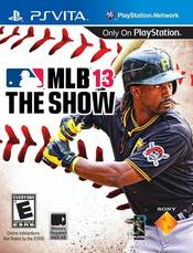 MLB 13: The Show PS Vita
