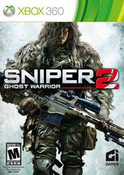 Sniper: Ghost Warrior 2 Xbox 360