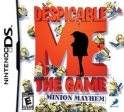 Despicable Me: Minion Mayhem DS