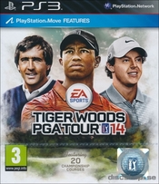 Tiger Woods PGA Tour 14 PS3