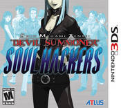 Sin Megami Tensei: Devil Summoner - Soul Hackers 3DS