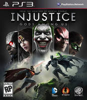 Injustice: Gods Among Us for PlayStation 3 last updated Jul 23, 2013