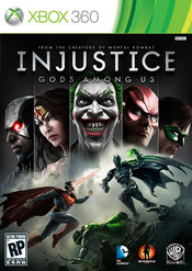 Injustice: Gods Among Us for Xbox 360 last updated May 13, 2013