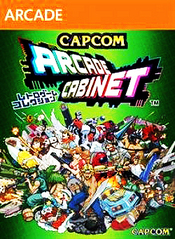 Capcom Arcade Cabinet: Game Pack 5 Xbox 360