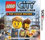 LEGO City Undercover: The Chase Begins DS