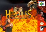 Hercules: The Legendary Journeys N64