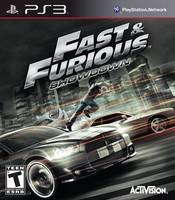 Fast & Furious: Showdown for PlayStation 3 last updated May 22, 2013