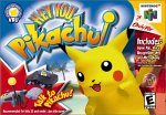 Hey You, Pikachu! for Nintendo64 last updated Apr 24, 2003