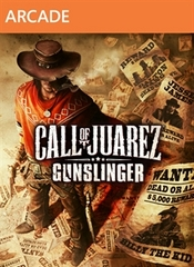 Call of Juarez: Gunslinger Xbox 360