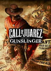 Call of Juarez: Gunslinger PS3