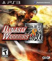 Dynasty Warriors 8 for PlayStation 3 last updated Jul 15, 2013