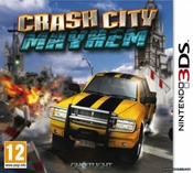 Crash City Mayhem 3DS