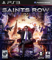 Saints Row IV for PlayStation 3 last updated Dec 17, 2013
