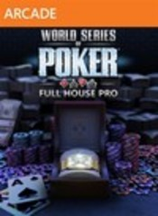 World Series of Poker: Full House Pro Xbox 360
