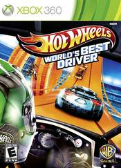 Hot Wheels: World's Best Driver Xbox 360
