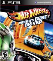 Hot Wheels: World's Best Driver PS3