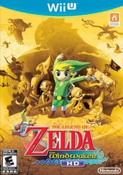 Legend of Zelda: The Wind Waker HD Wii U
