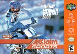 Jeremy McGrath Supercross 2000 N64