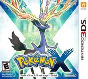 Pokemon X for 3DS last updated Dec 26, 2013